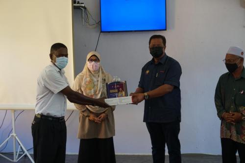 Program Penyerahan Mytv Baling Kedah